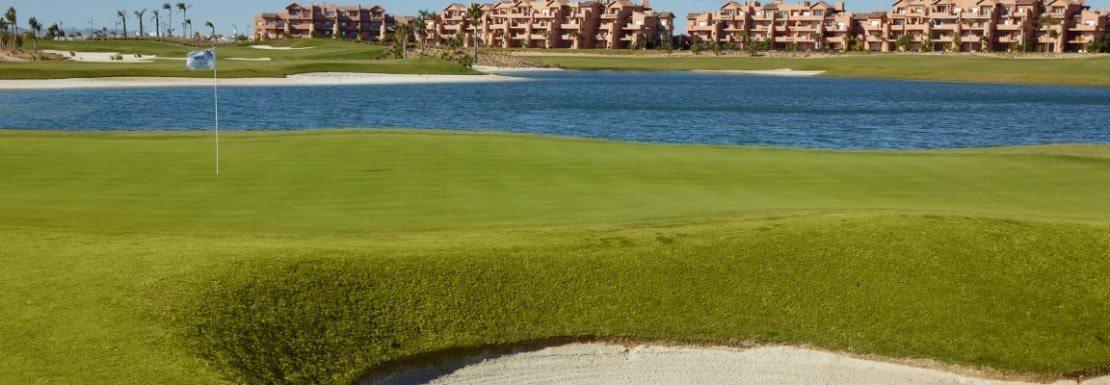 Properties on Mar Menor resort