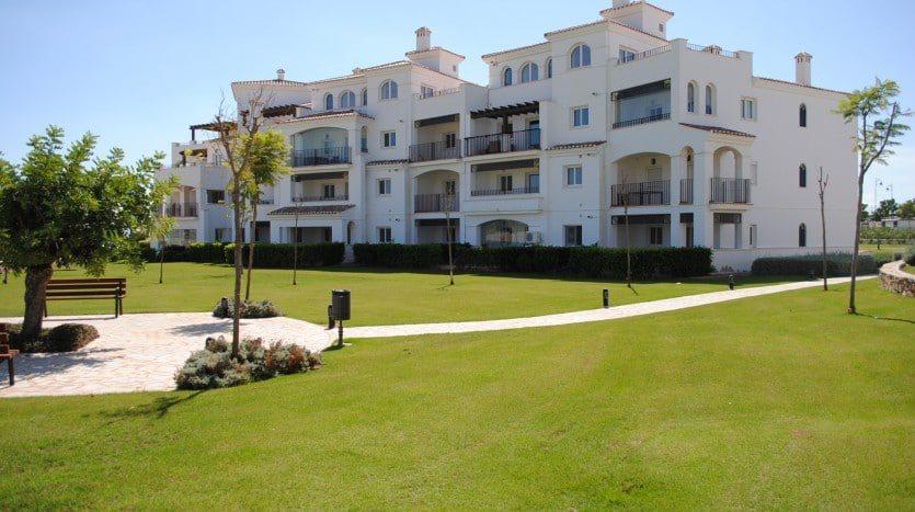 CAM-Sabadell Properties at Hacienda Riquelme