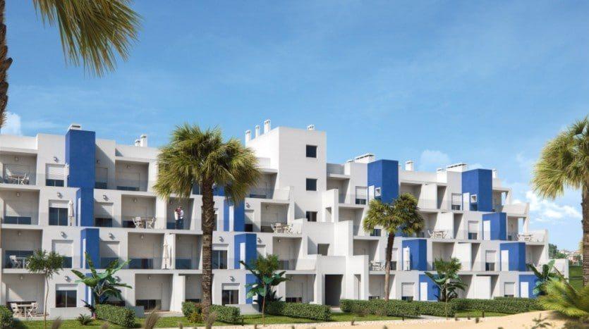 Sun Peninsula properties in Murcia on Polaris World