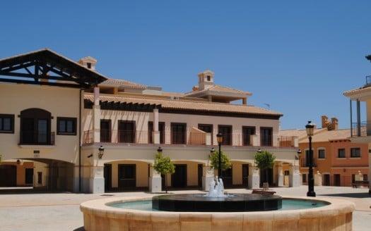 Hacienda del Alamo town centre apartments for sale